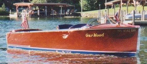 21 foot, Gar Wood, Utility